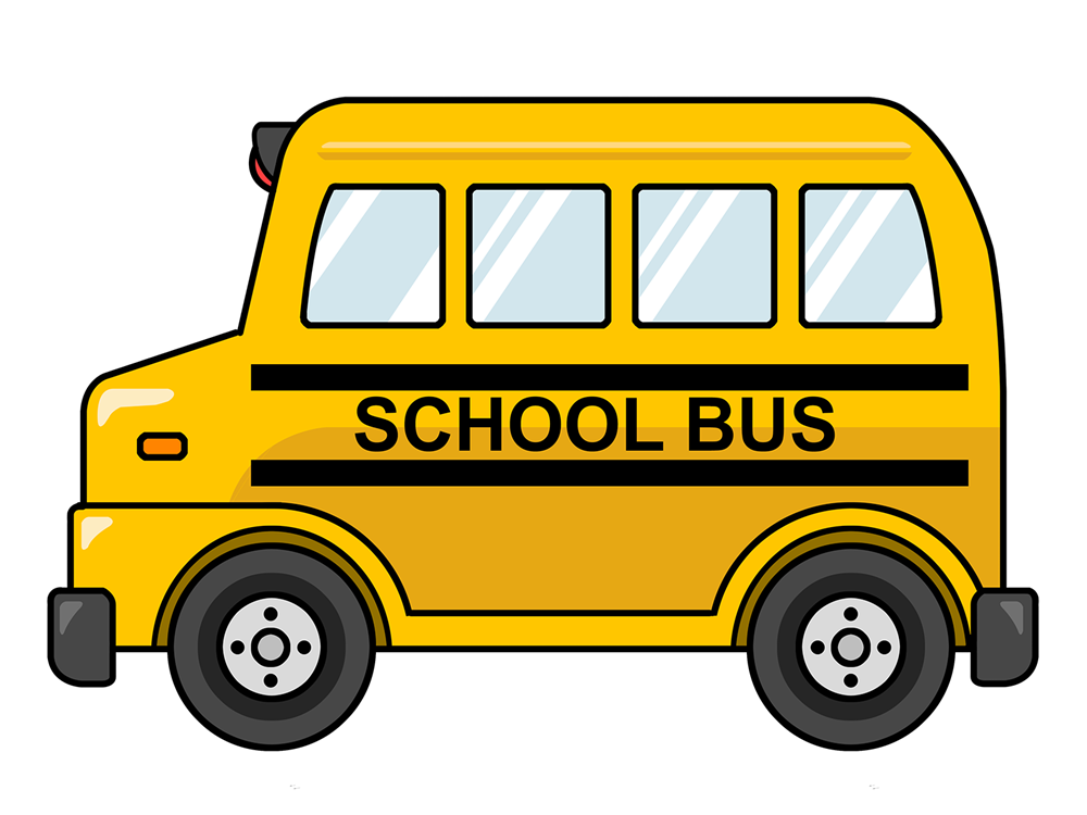Bus Coloring Pages online Bus Coloring Pages Bus Vector Bus 1000x750