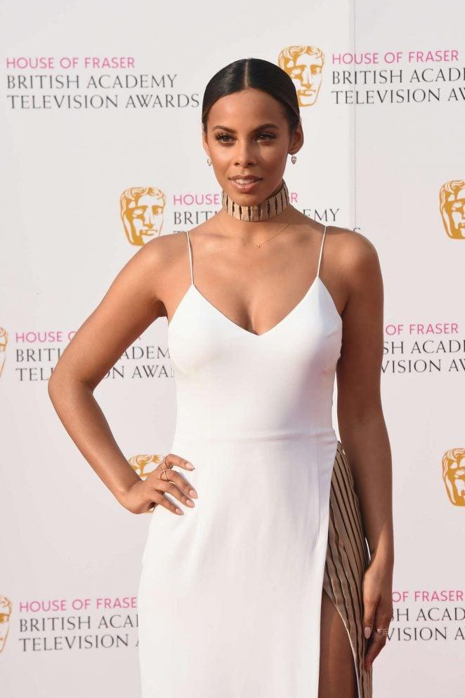 Rochelle Humes   BAFTA TV Awards 2016 in London 662x995