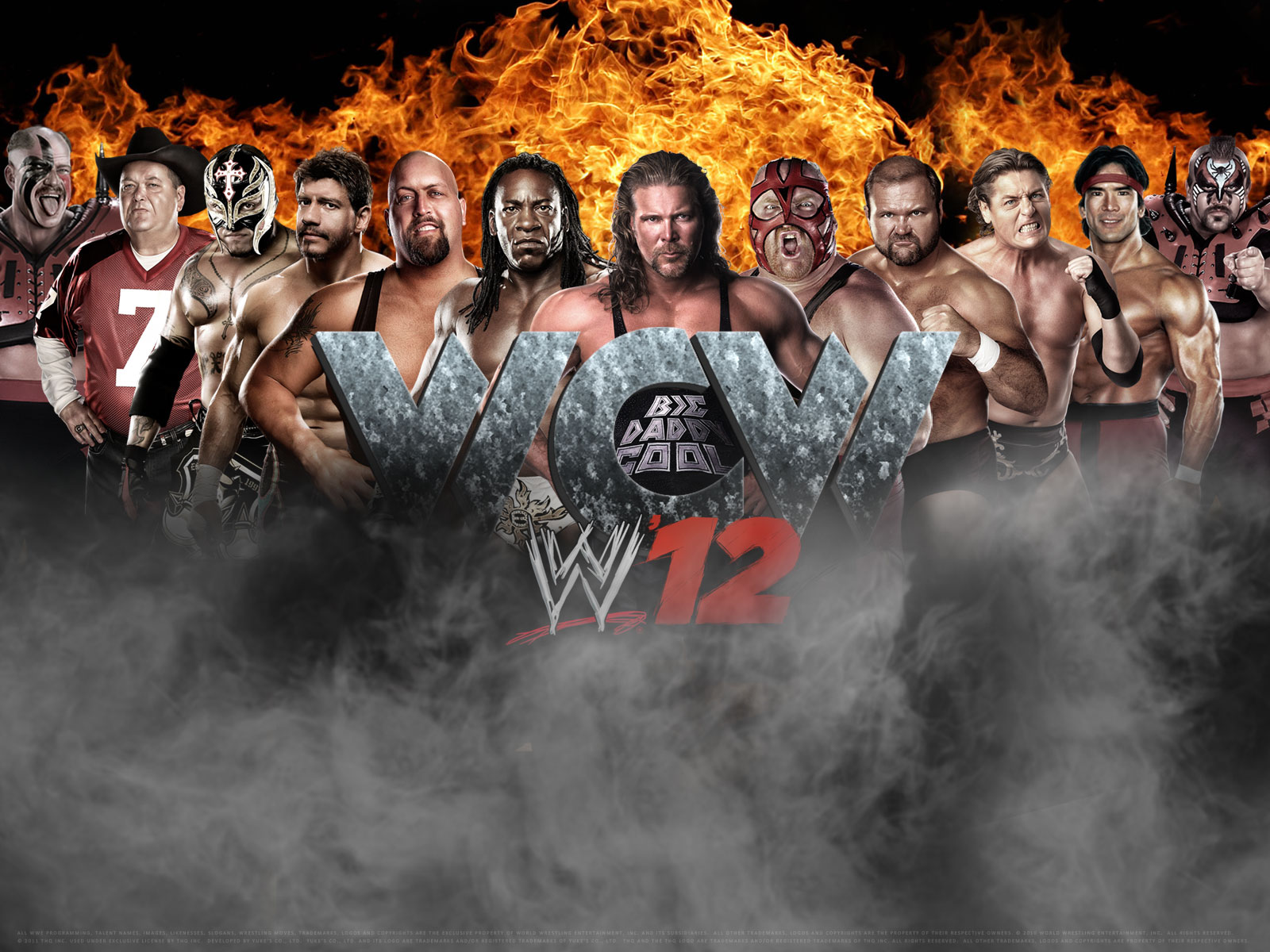 1999 wwe wolfpack sting wallpaper - photo #12