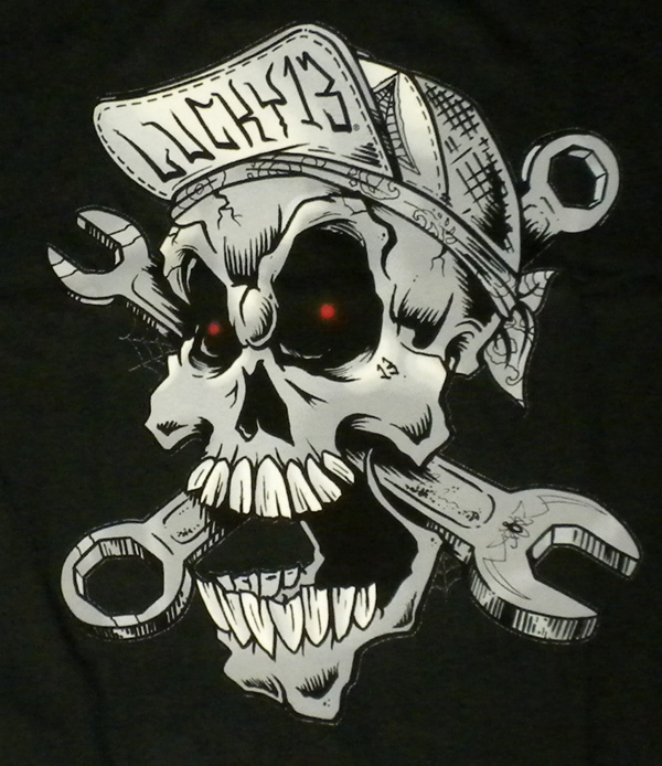 Lucky 13 Tattoo HD Walls Find Wallpapers 600x694