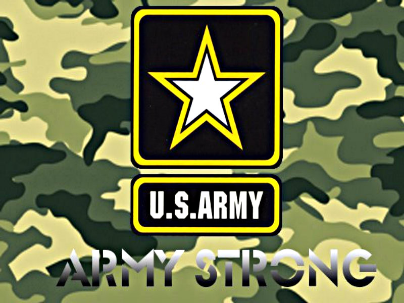 Army Army Strong Logo httpwwwfanpopcomclubsus armyimages 800x600