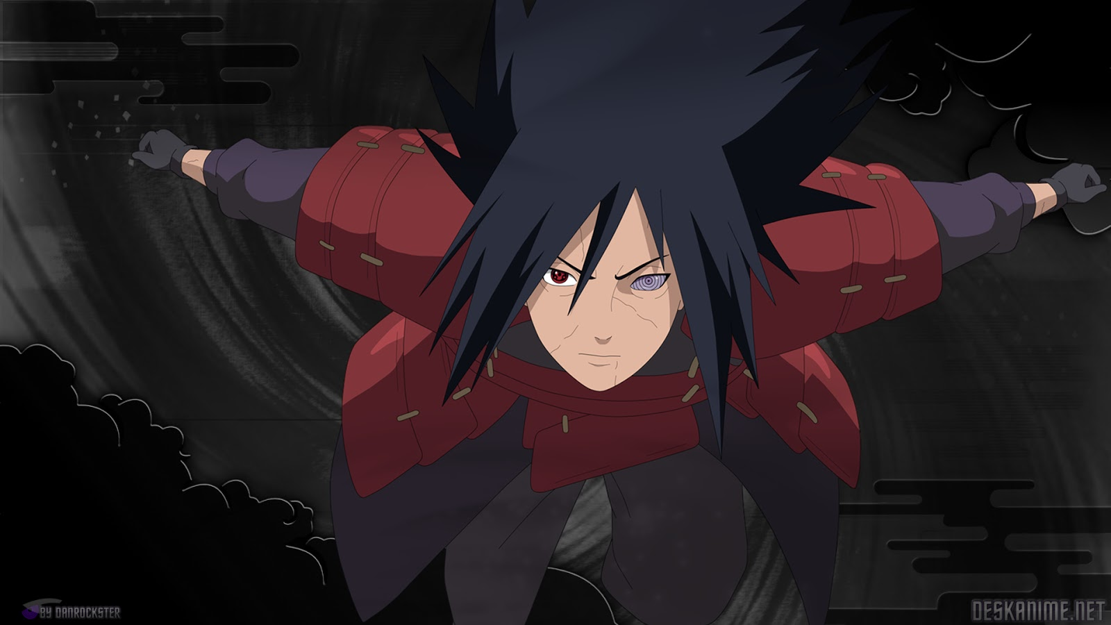 Wallpapers   Madara Uchiha 1600x900