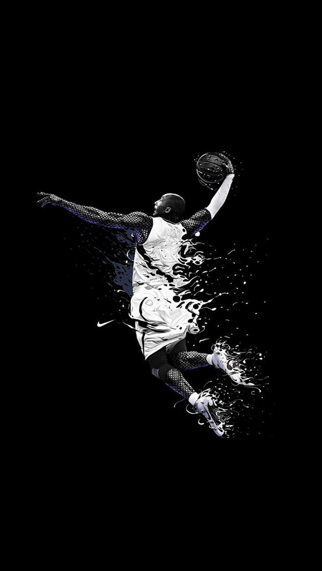 gallery for nike basketball iphone wallpapers