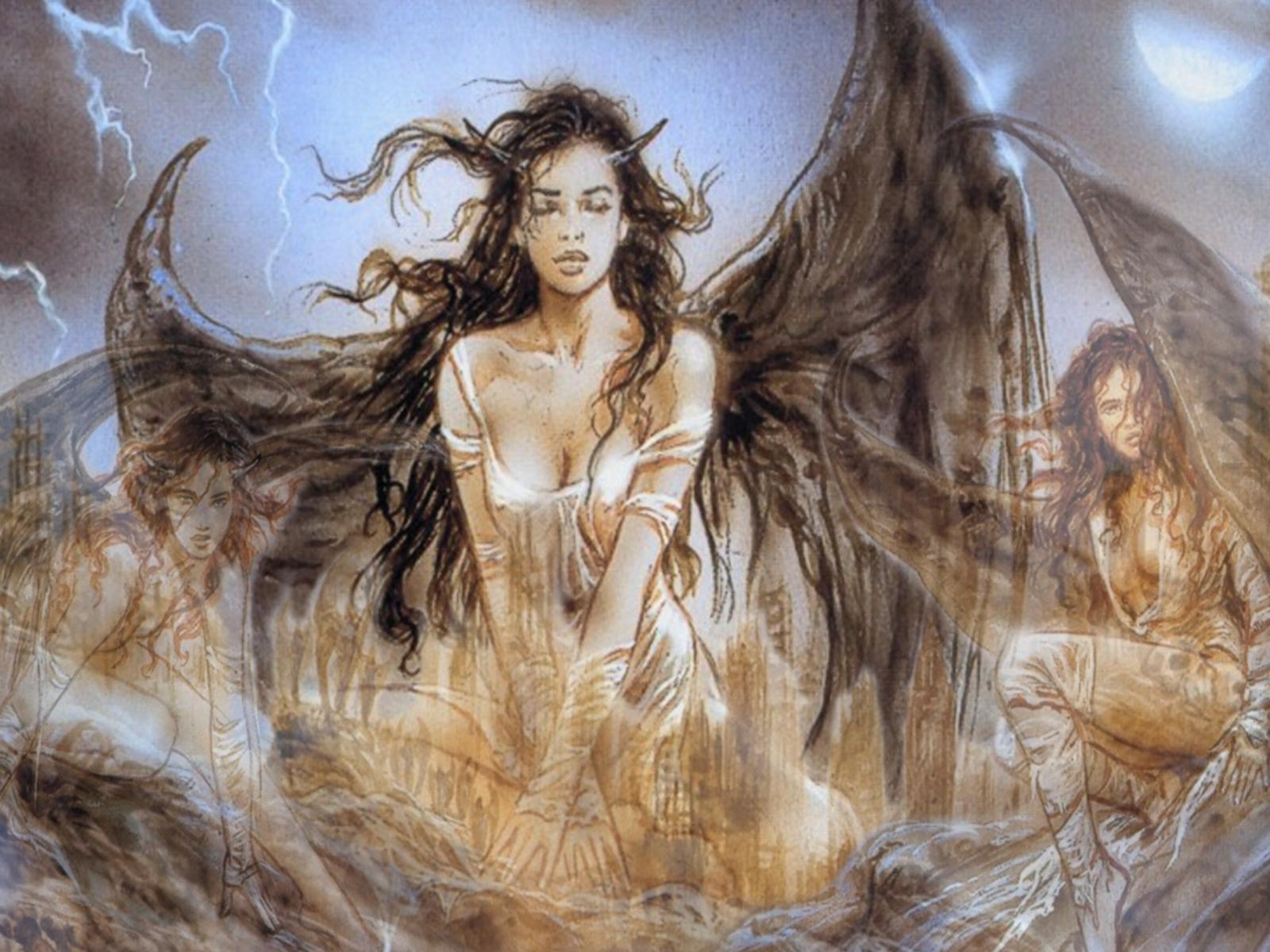 уськаман картинки на рабочий стол ангелы в хорошем качестве временем шуба