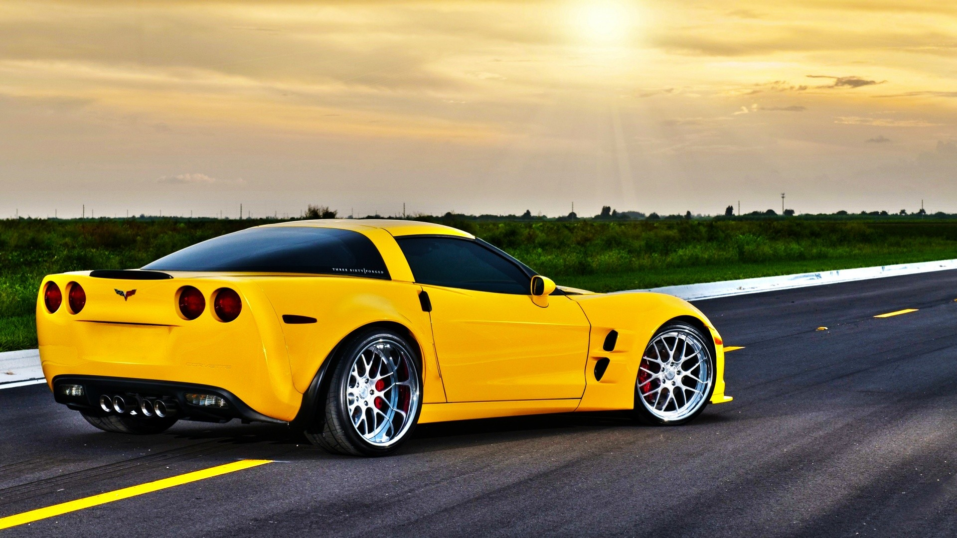 HD Corvette Wallpapers Background Photos Mac Wallpapers Tablet 1920x1080