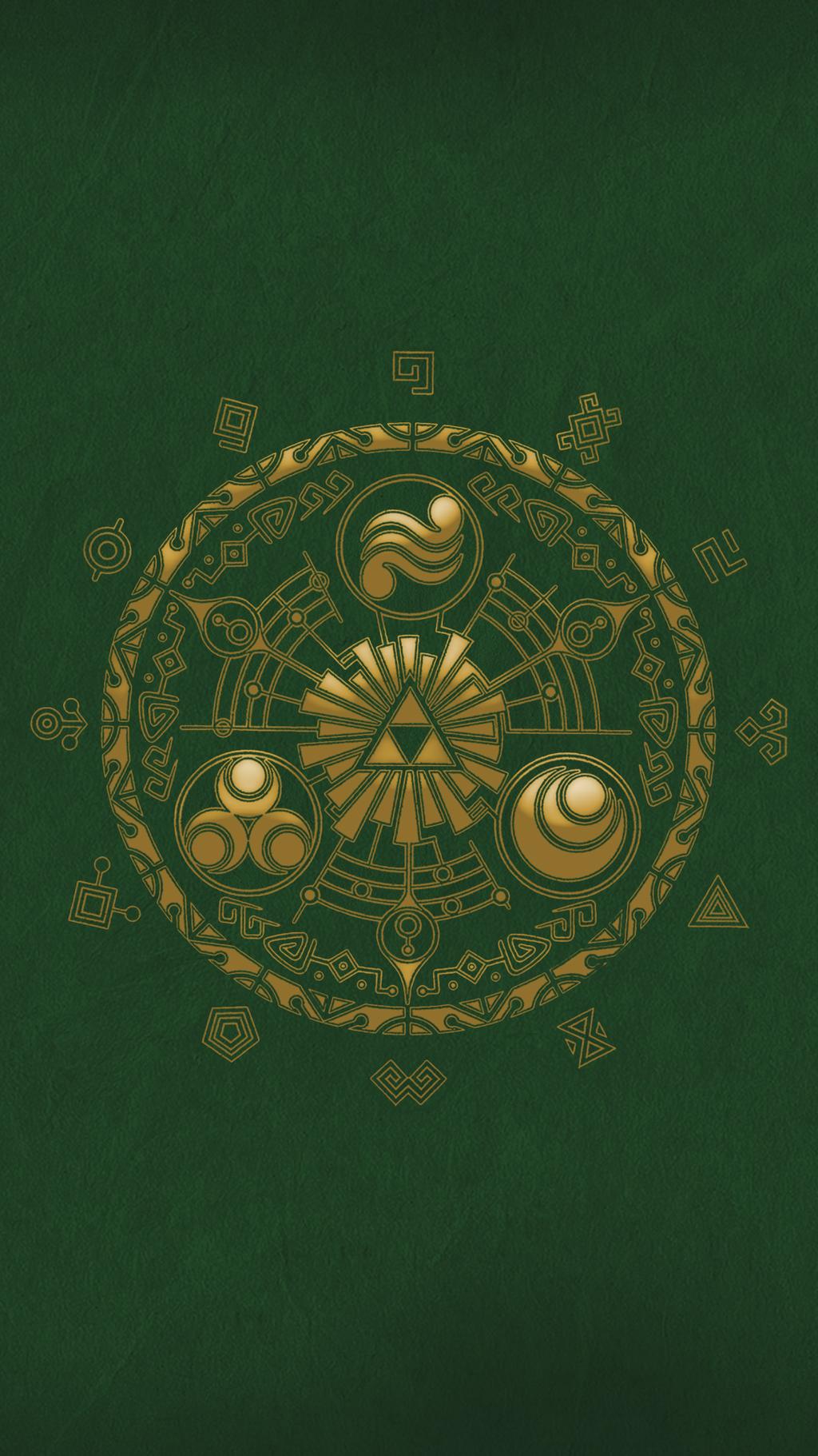 Wallpaper iphone zelda - Legend Of Zelda Hyrule Historia Iphone Wallpaper By Jamesgunaca On