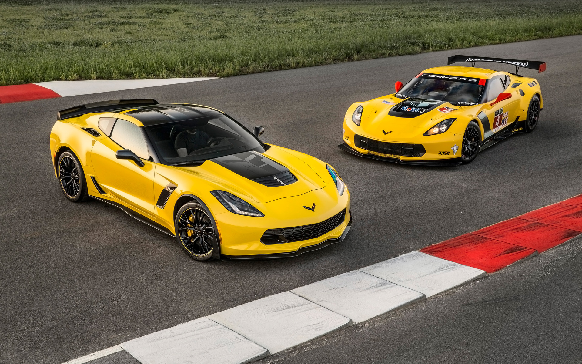 2016 Chevrolet Corvette Z06 C7R Edition   Duo   1   1920x1200 1920x1200