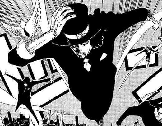 Rob Lucci One Piece Amino 521x405