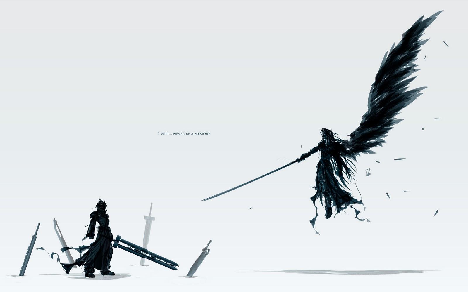 Final Fantasy HD Wallpaper Final Fantasy VII Advent Children Complete 1600x1000