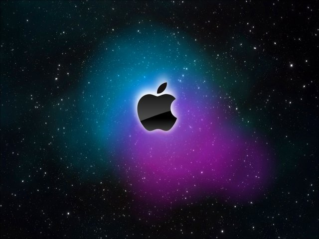 Apple space wallpapers wallpapersafari apple space apple wallpapers sharewallpapers 640x480 thecheapjerseys Image collections