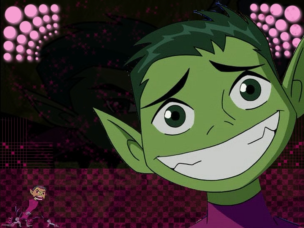 Beast boy images Beast Boy HD wallpaper and background photos 1024x768