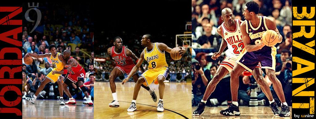 Michael Jordan And Kobe Wallpaper The Galleries Of Hd Wallpaper