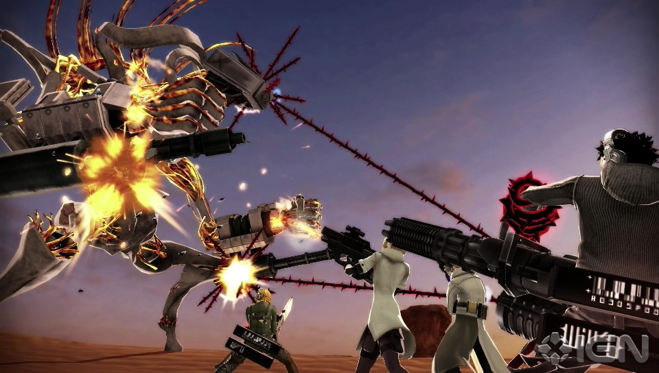 Freedom Wars Screenshots Pictures Wallpapers   PlayStation Vita 960x544