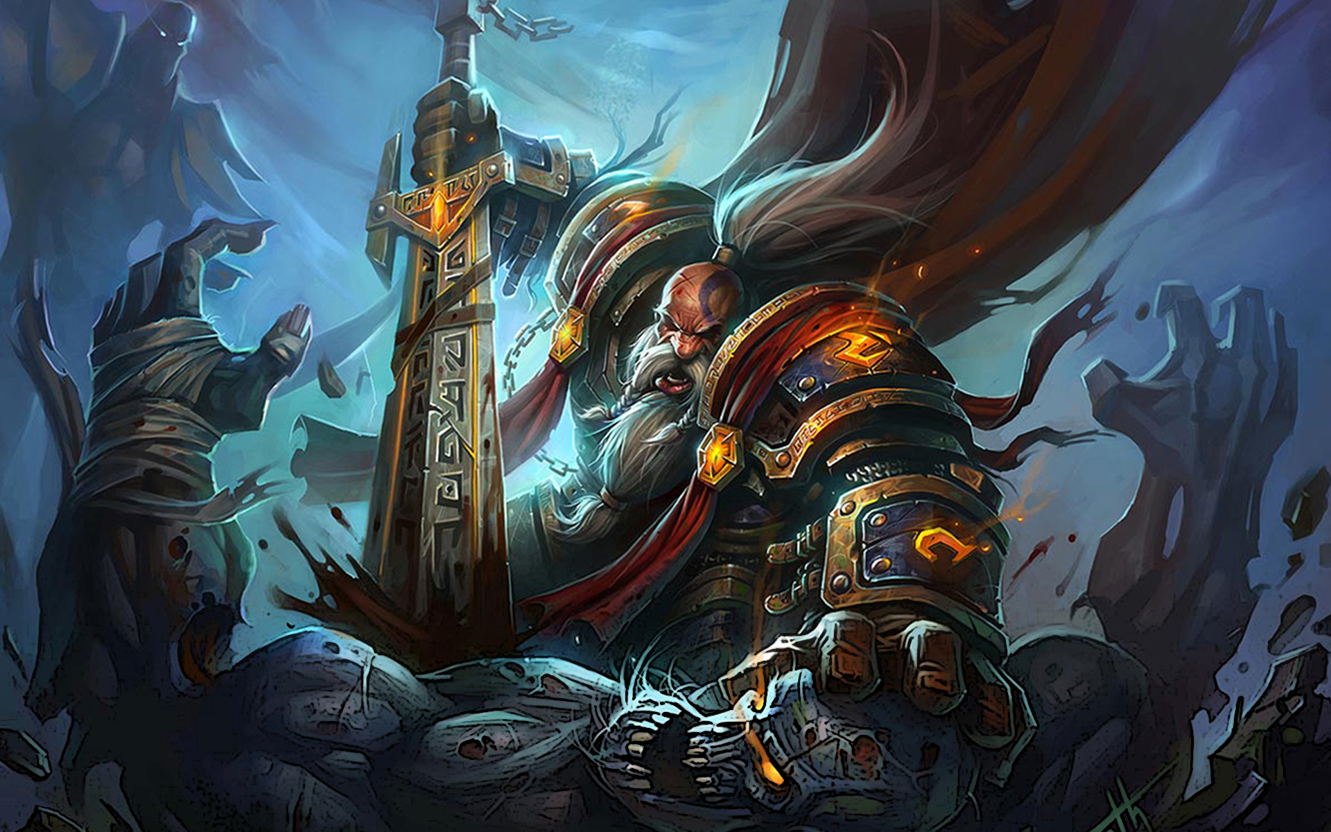 Free Download World Of Warcraft Backgrounds 1920x1200 For Your