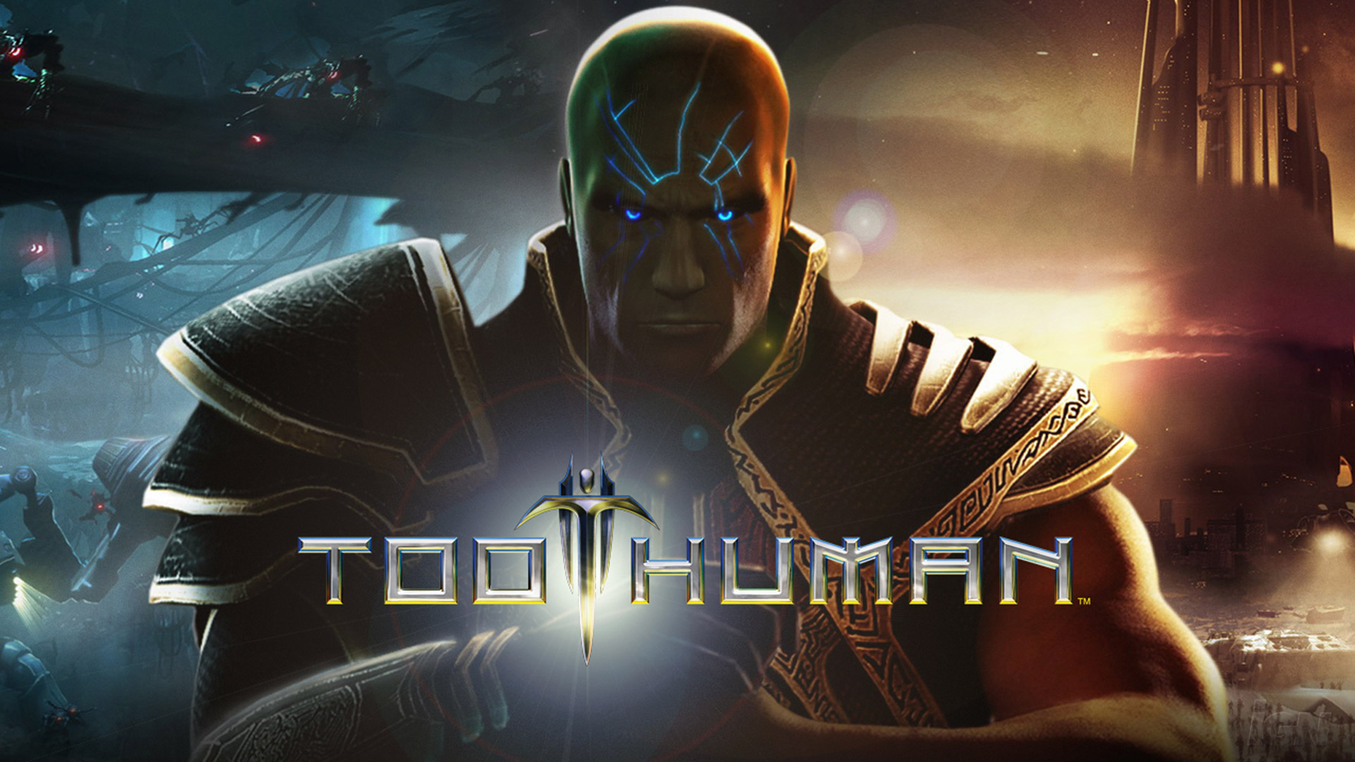 too human video game wallpaper share this video game background on 1920x1080