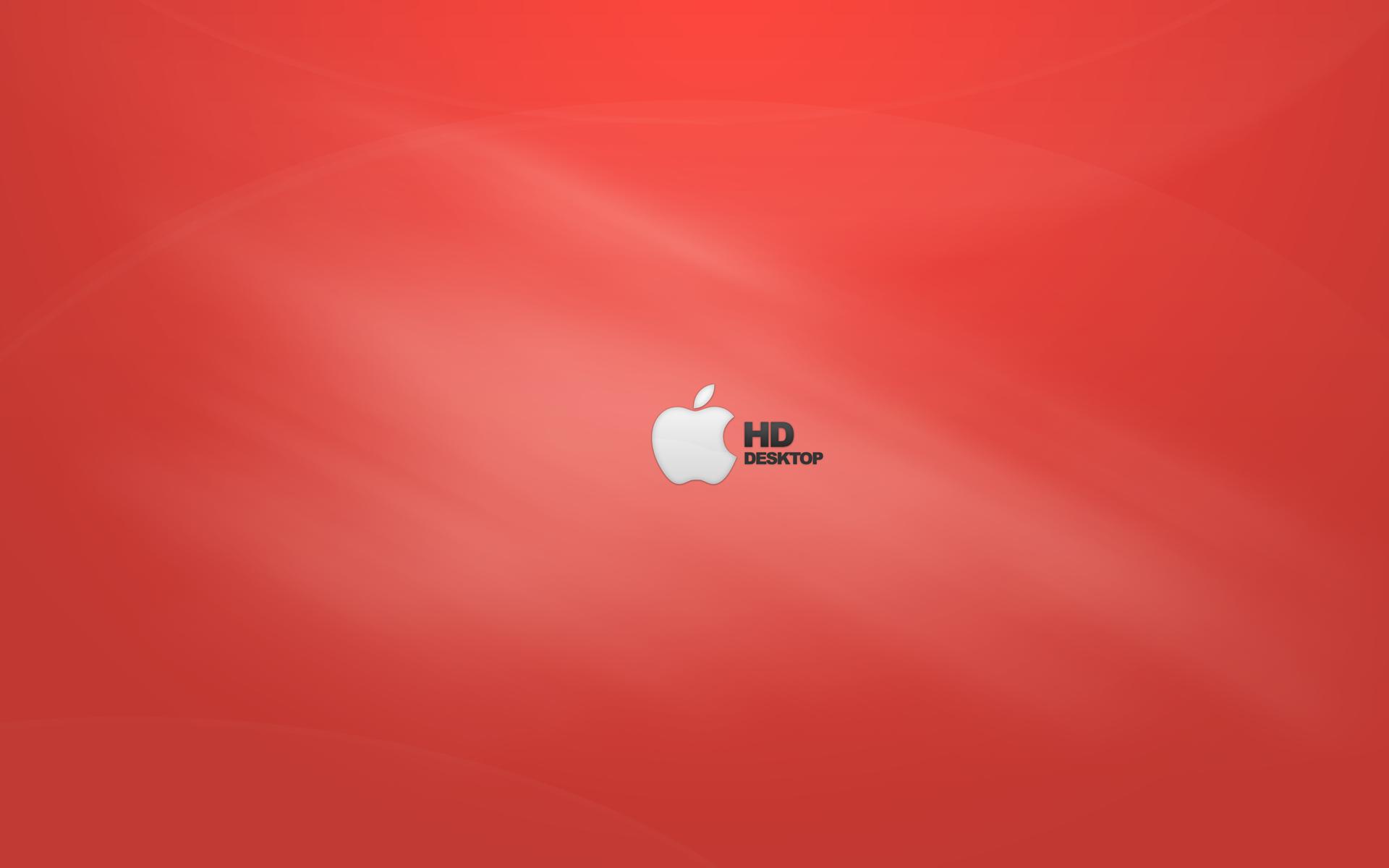 Download Per Visualizzare Lo Sfondo Di Apple Hd Desktop Red In