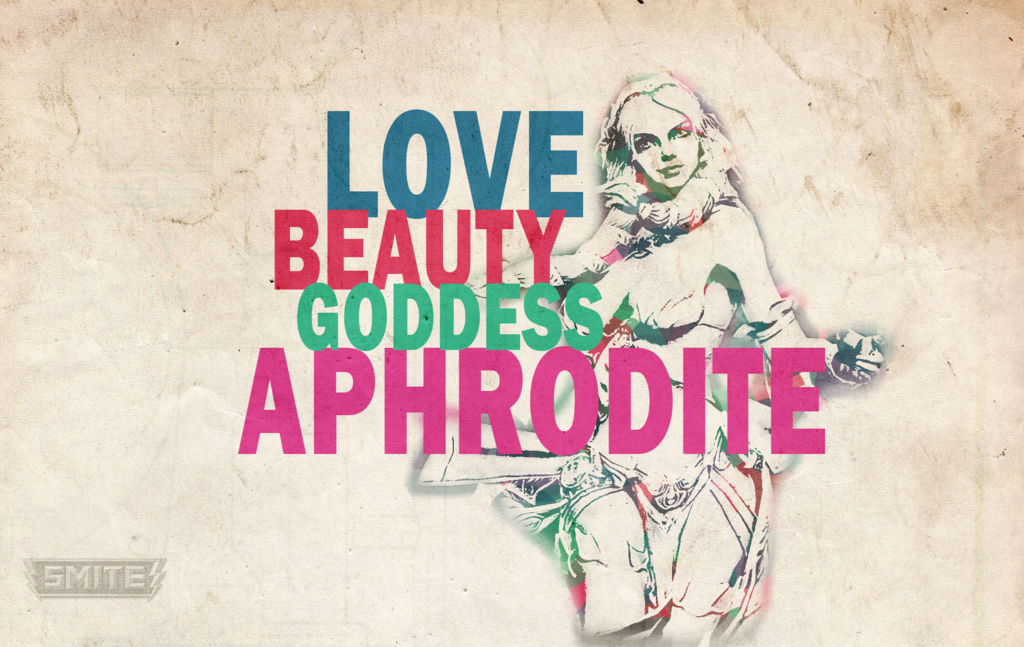 SMITE APHRODITE WALLPAPER by GRIMMENDROK 1024x647