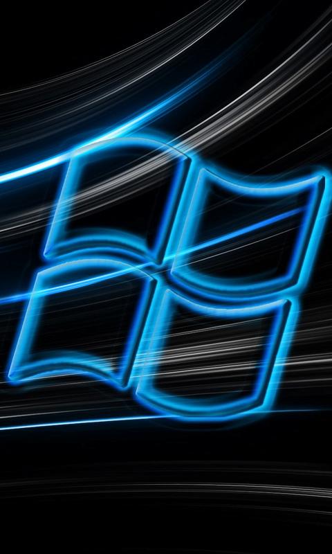 nokia lumia logo wallpaper. windows logo 3 wallpaper for nokia lumia 520 a