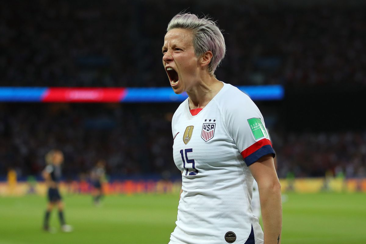 Megan Rapinoe says go gays after 2 goal World Cup performance in 1200x800