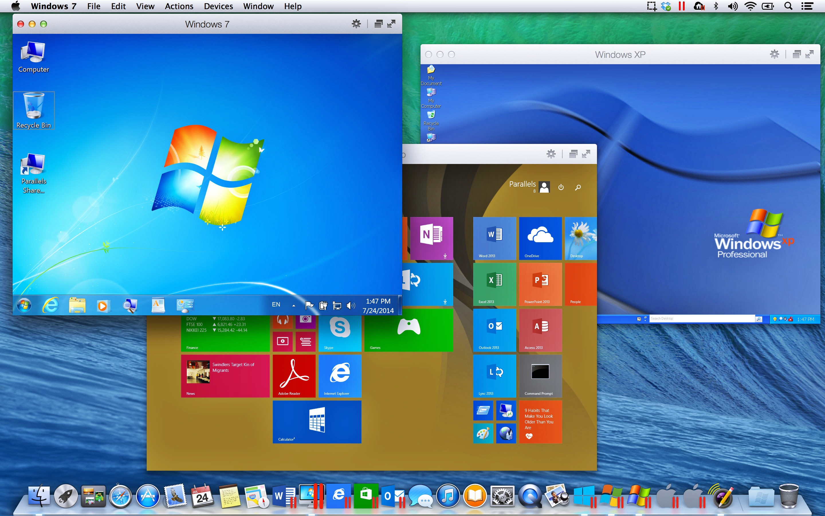 Office 365 for Mac, Office 2016 for Mac