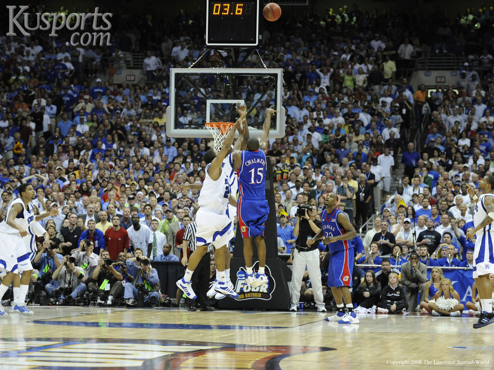 Go Back Images For Kansas Jayhawks Basketball Wallpaper 1600x1200