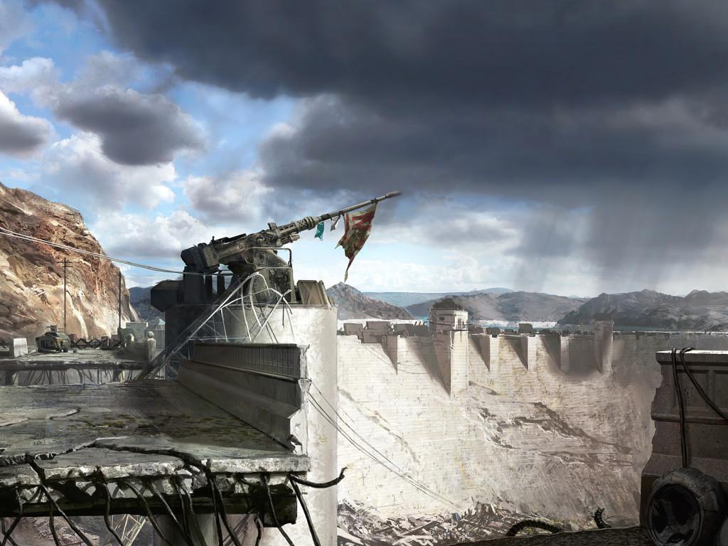 Fallout 4 1024x768
