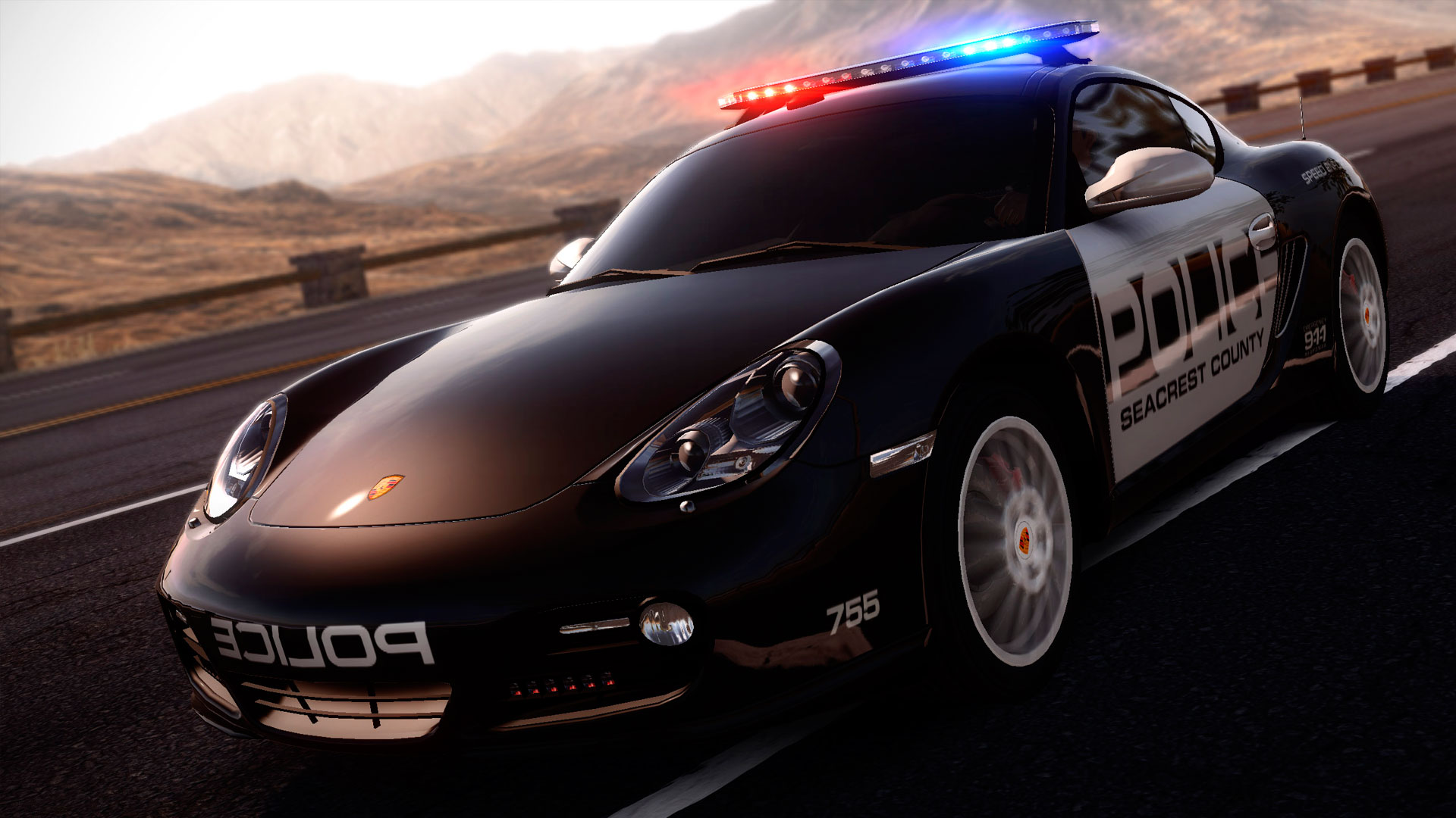 Police Car Hd Desktop Image #6160 Wallpaper | Wallpaper hd