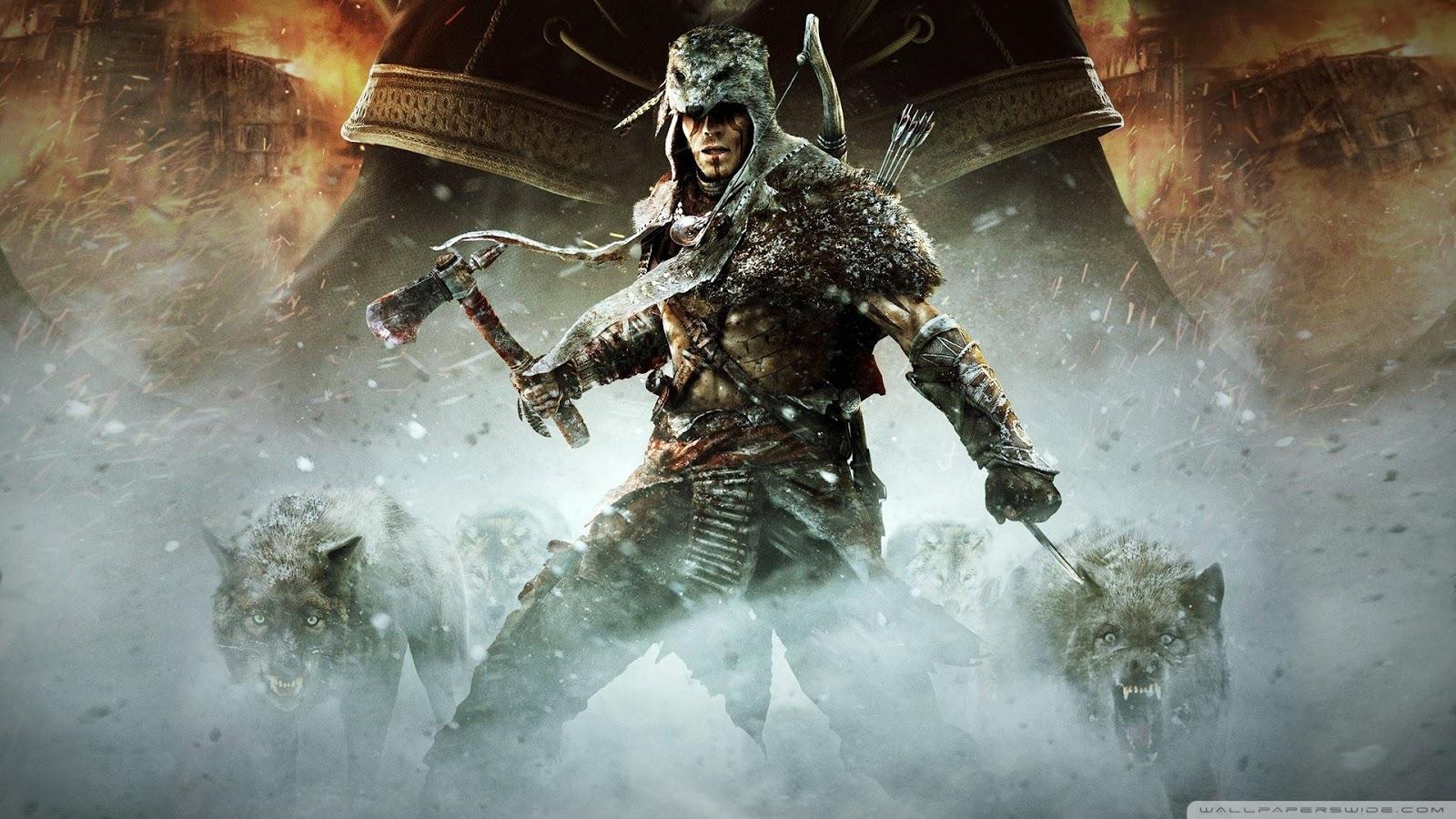 Wallpapers HD Wallpapers de Assassins Creed 3 2012 1920x1080 HD 11 1600x900