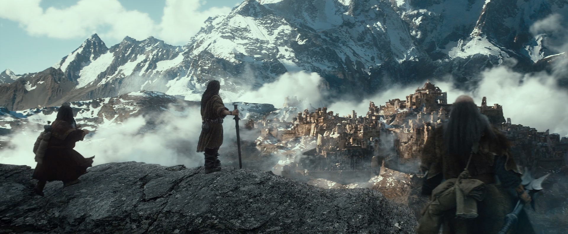 Showing Gallery For Dwarf City Of Erebor 1920x794
