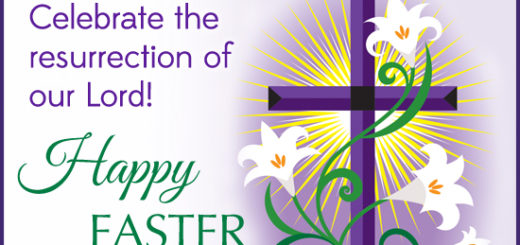 Happy Easter 2018 Images Wishes Messages Quotes Greetings 520x245