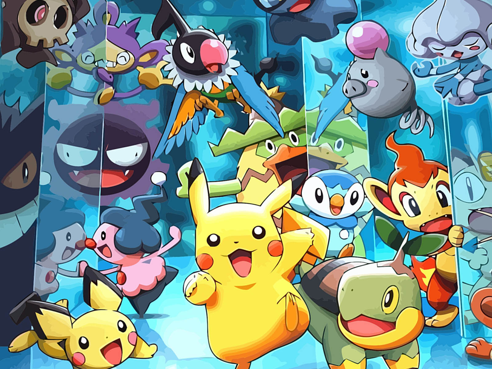 Pokemon Wallpaper for Desktop - WallpaperSafari