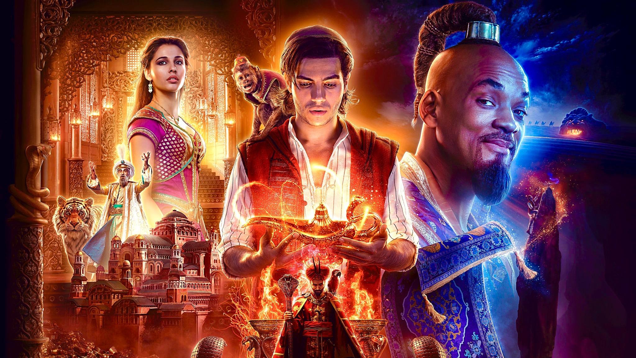 Aladdin 2019 HD Wallpaper Background Image 2048x1152 ID 2048x1152
