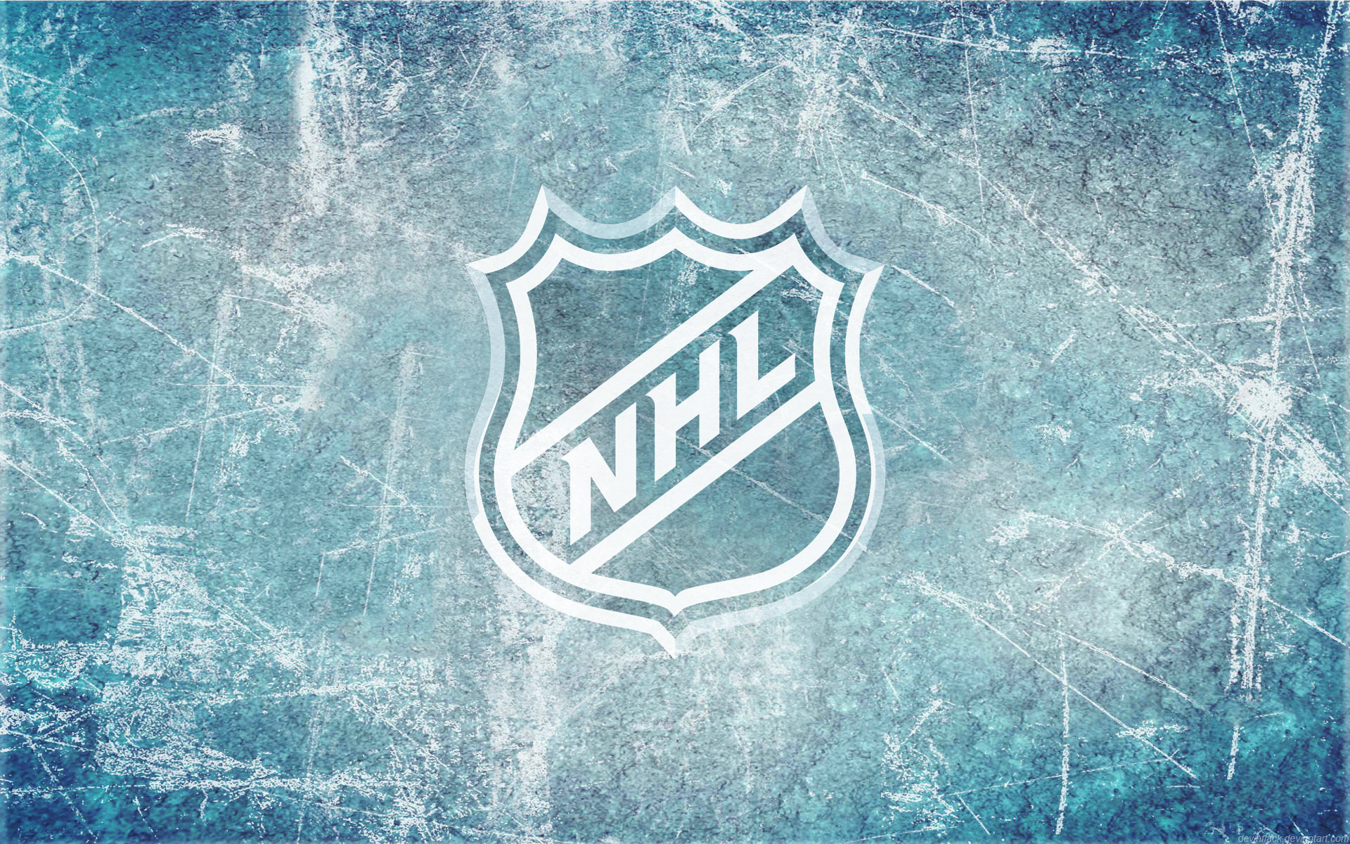 nhl ice wallpaper by devinflack fan art wallpaper other i did your 1920x1200