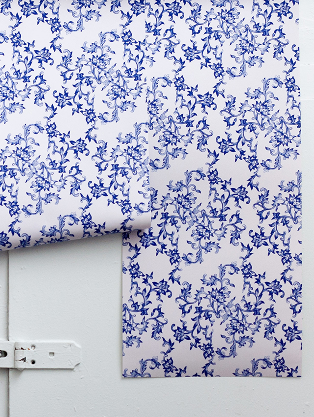 Introducing a new Canadian wallpaper company Thoreaux   Chatelaine 641x849