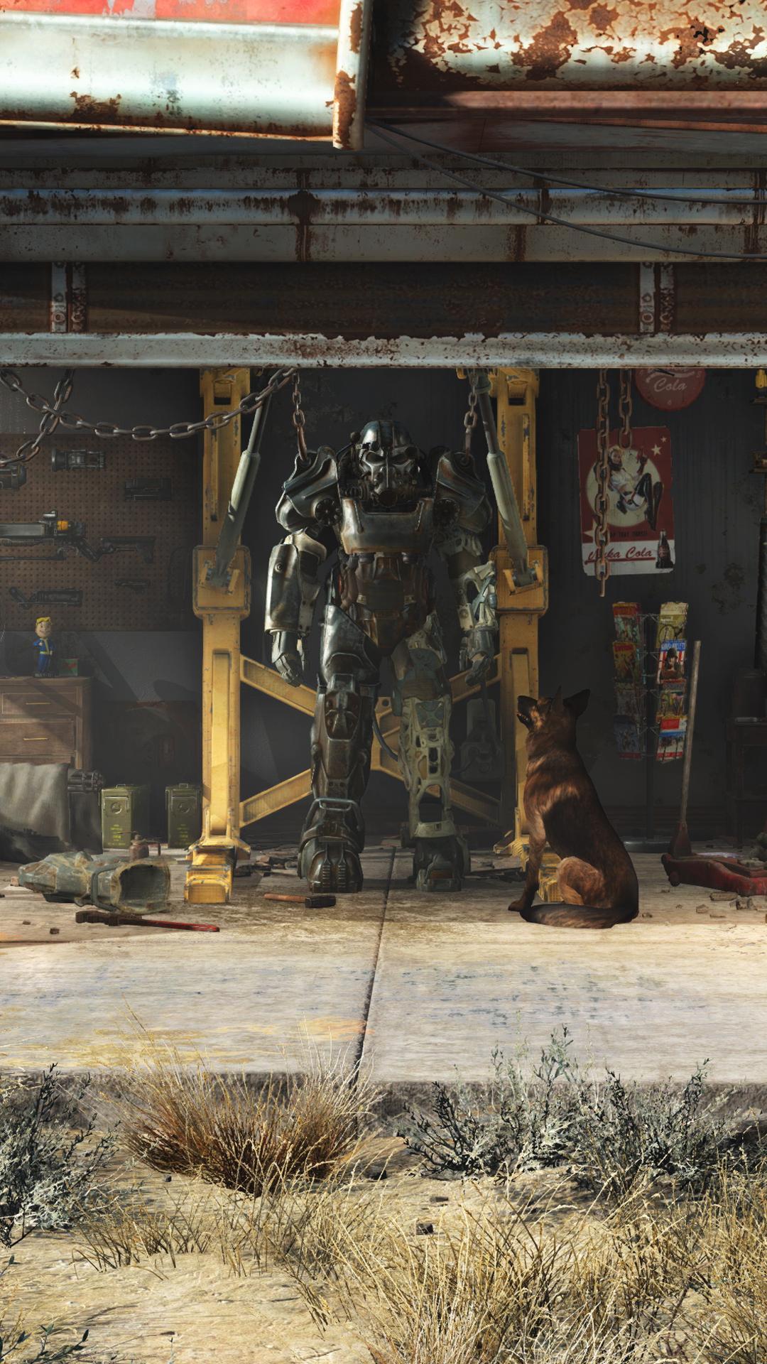 42+ Fallout 4 Phone Wallpapers on WallpaperSafari