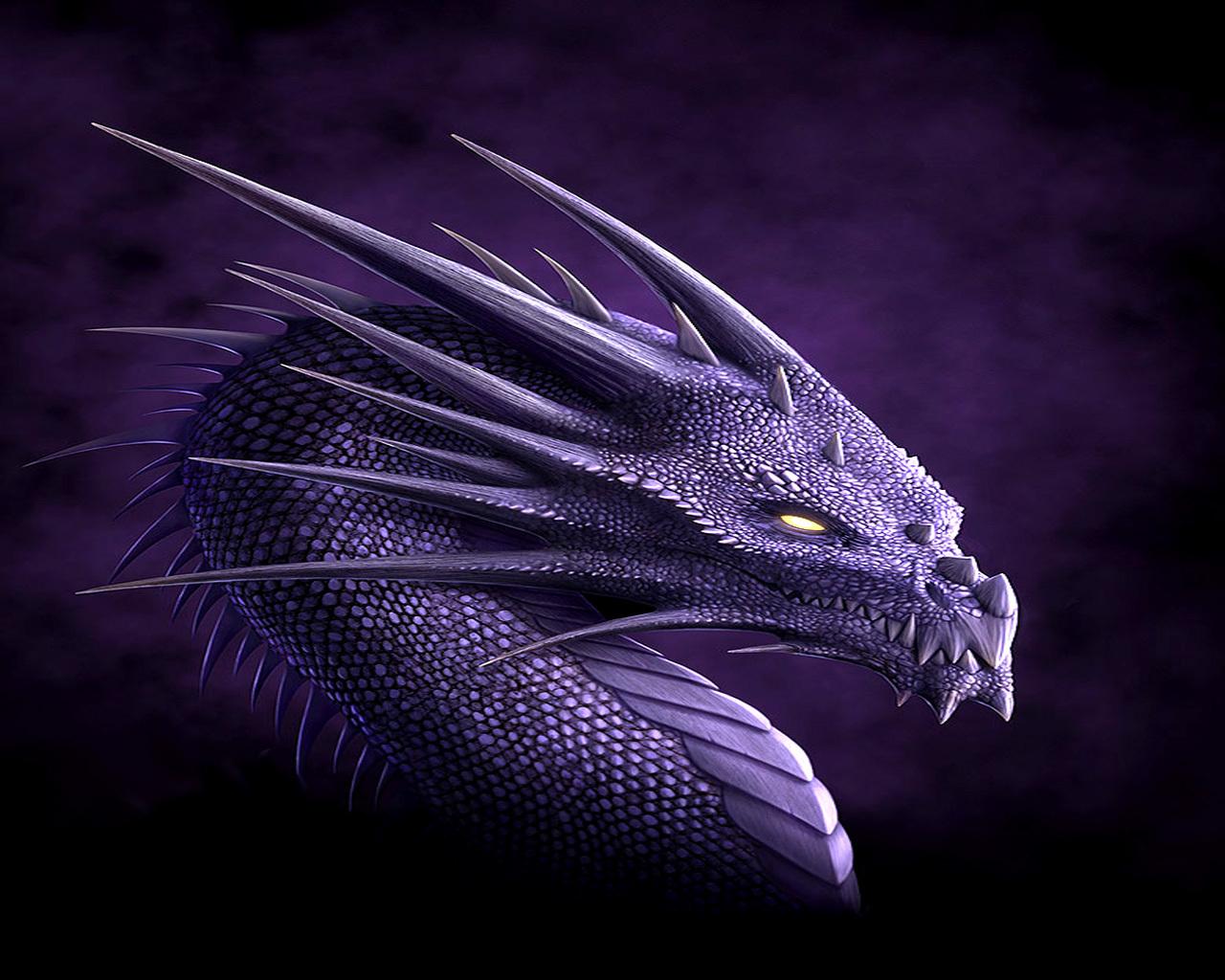 Dragon Wallpaper   Dragons Wallpaper 13975574 1280x1024