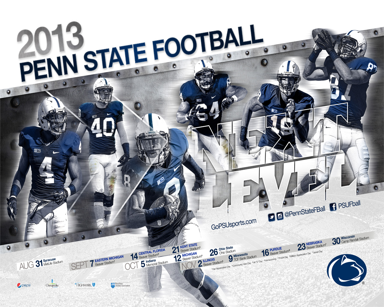Penn State Football Wallpaper Hd Wallpapers 1280x1024