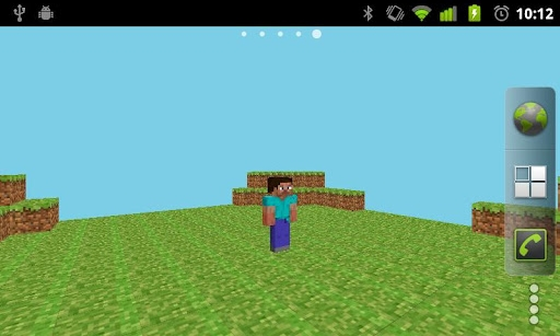 Android Minecraft Skin 3D Live Wallpaper App Download 512x307