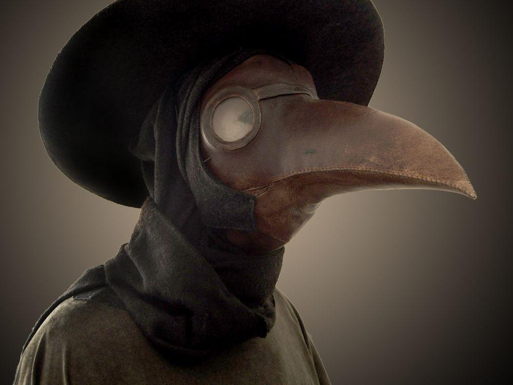 Plague Doctor Masks Tom Banwell Designs plague 1000x750