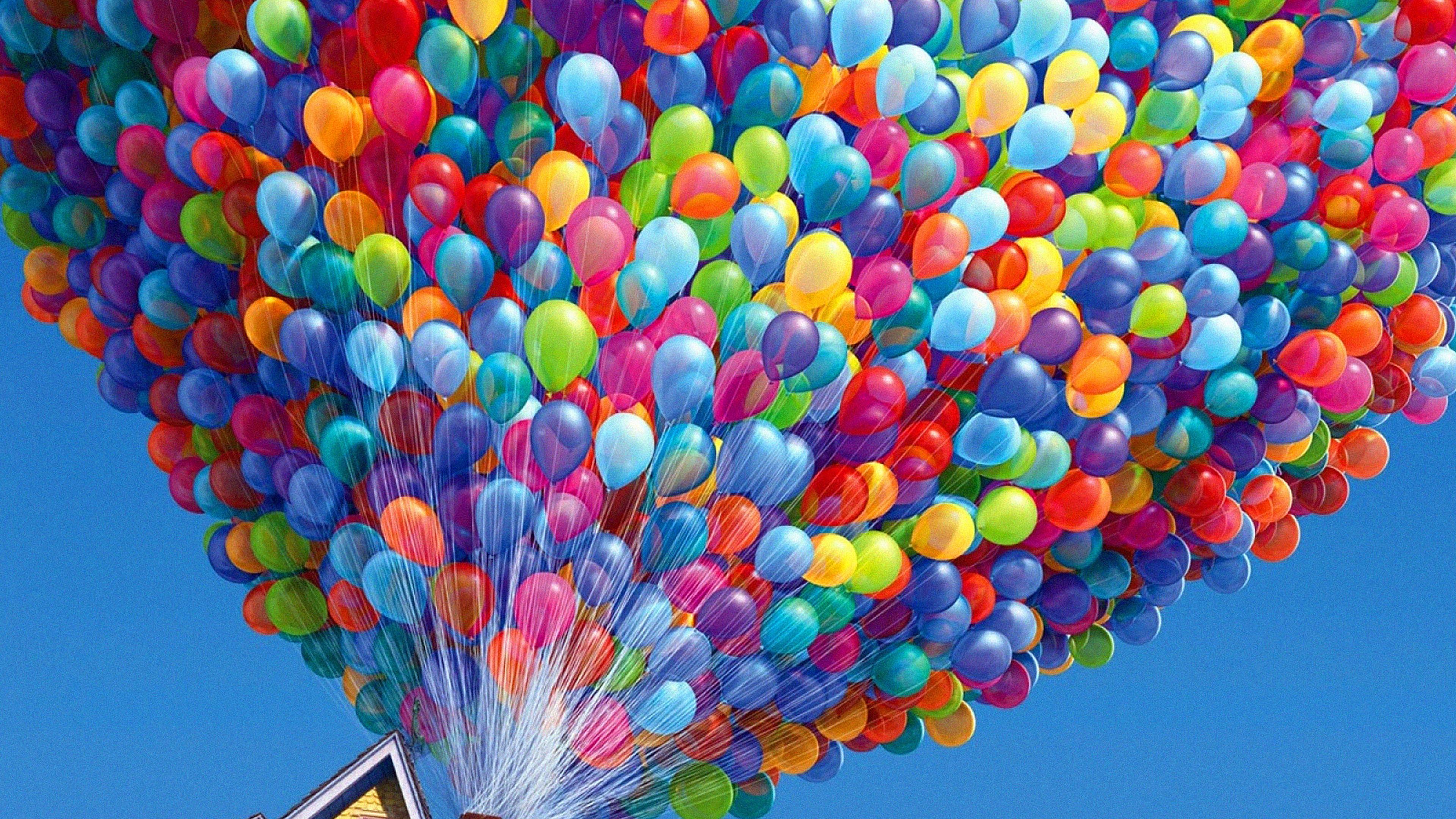 co aa28 up balloons disney illust art 35 3840x2160 4k wallpaperjpg 3840x2160