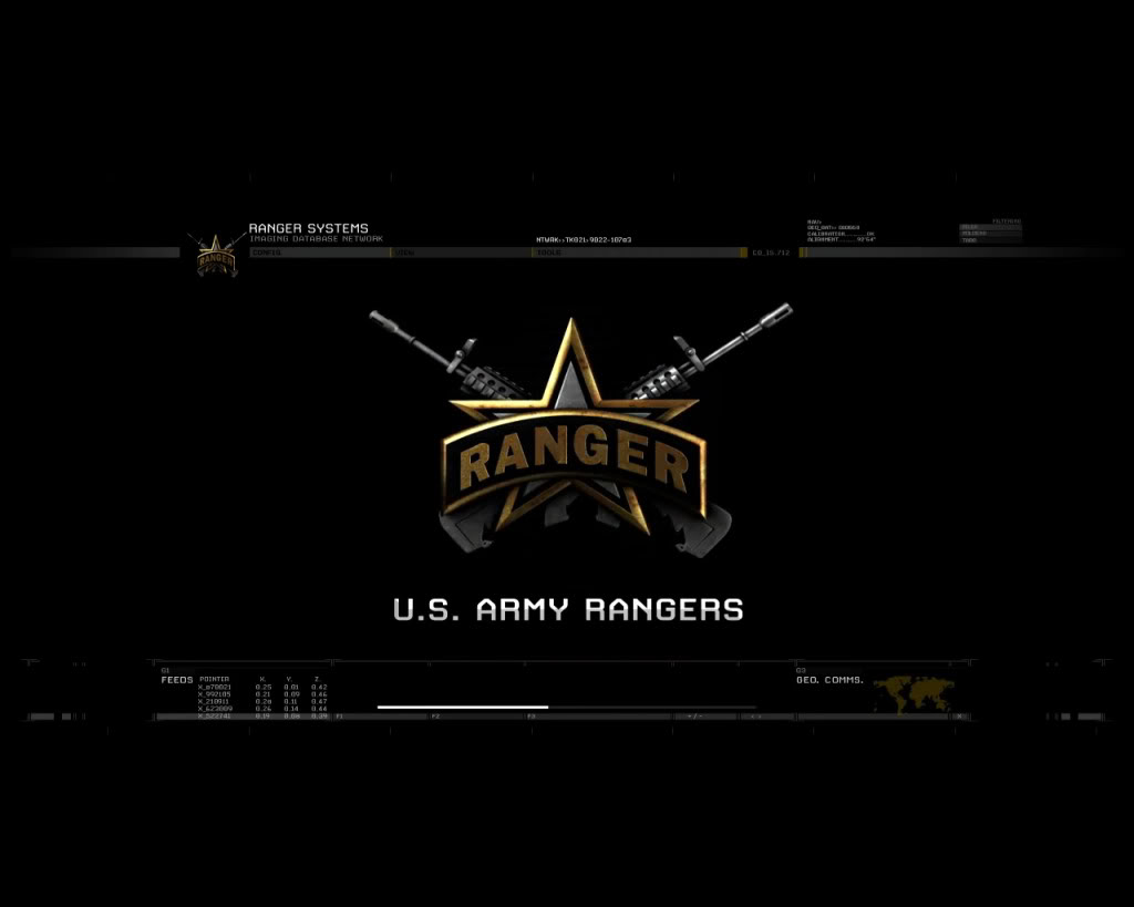 Army Rangers Logo Mw2 Images amp Pictures   Becuo 1024x819