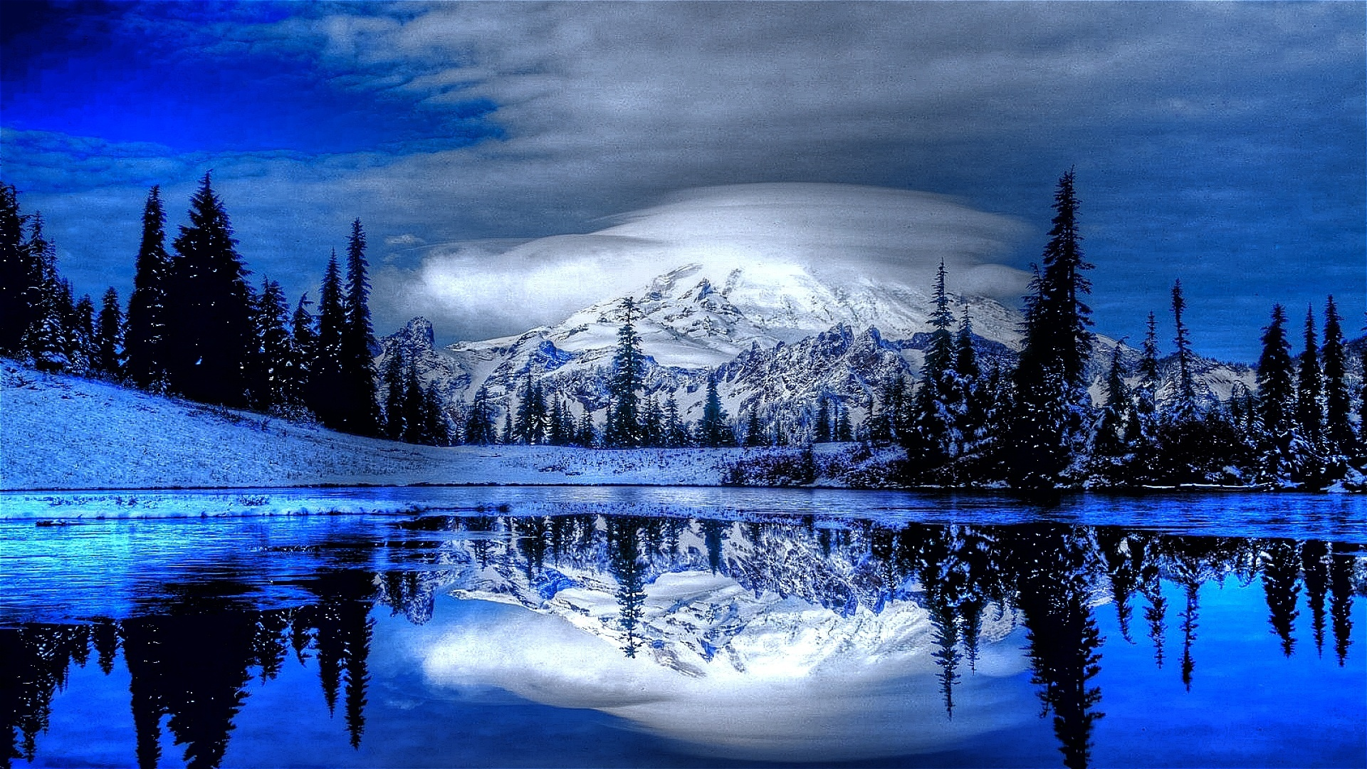 Winter HD Wallpapers 1920x1080
