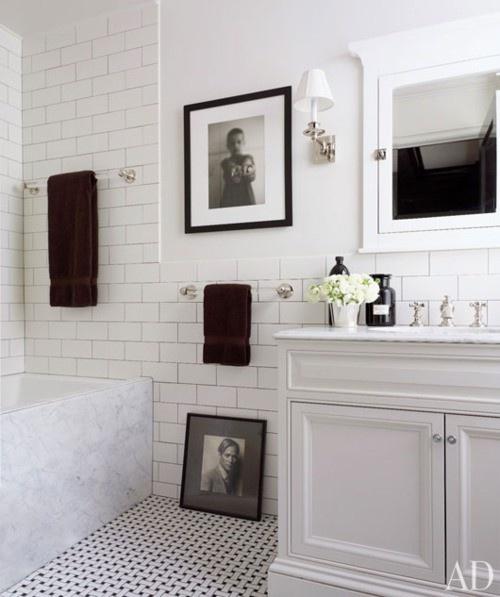 Bathroom ideas part 1 My Friends House 500x597