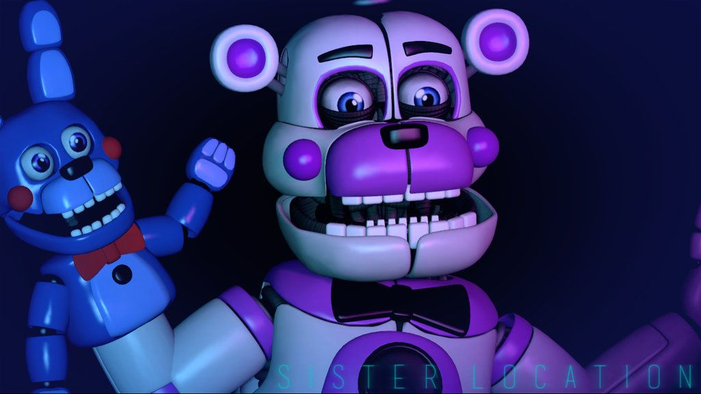 25+] Funtime Freddy Wallpapers on WallpaperSafari