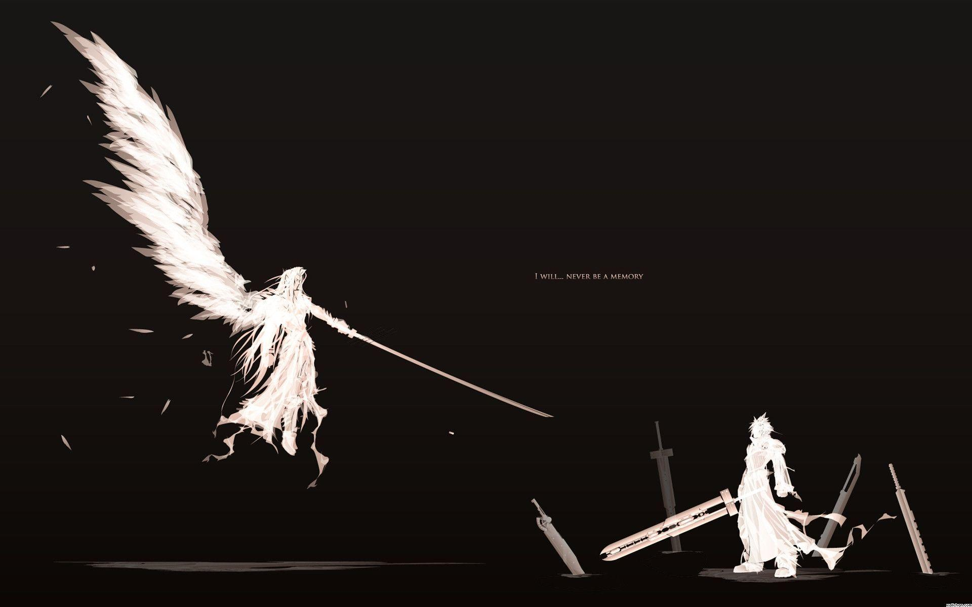 Final Fantasy 7 Sephiroth Wallpapers 1920x1200
