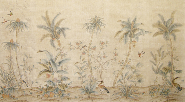 Wallcovering for an Accent Wall   Classical Addiction Beaux Arts 600x332