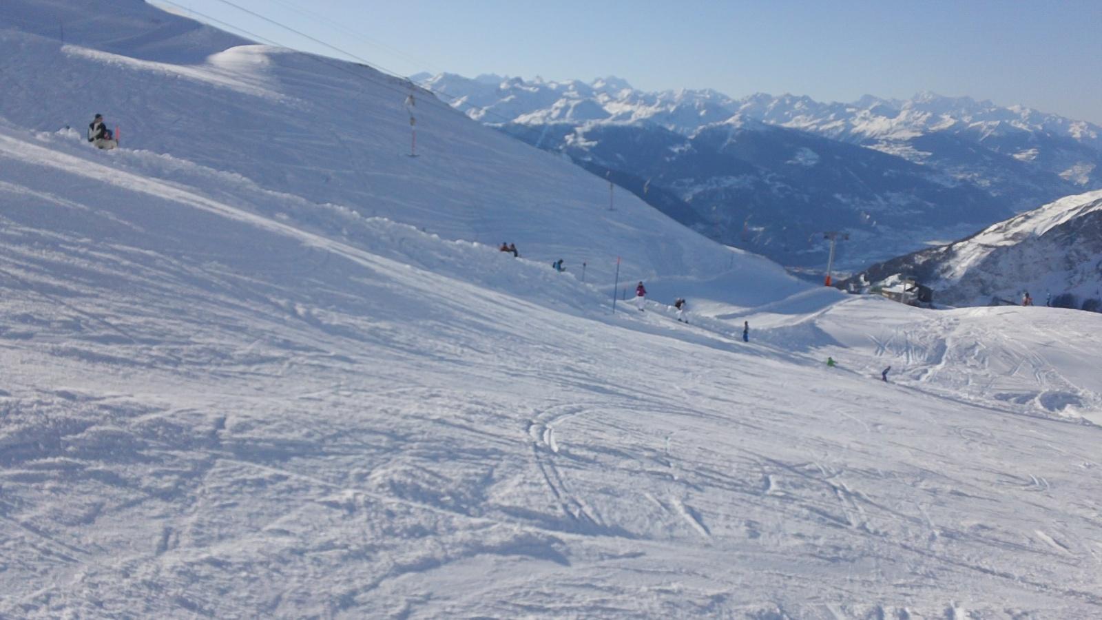 Ski Slope Wallpaper 1600x900