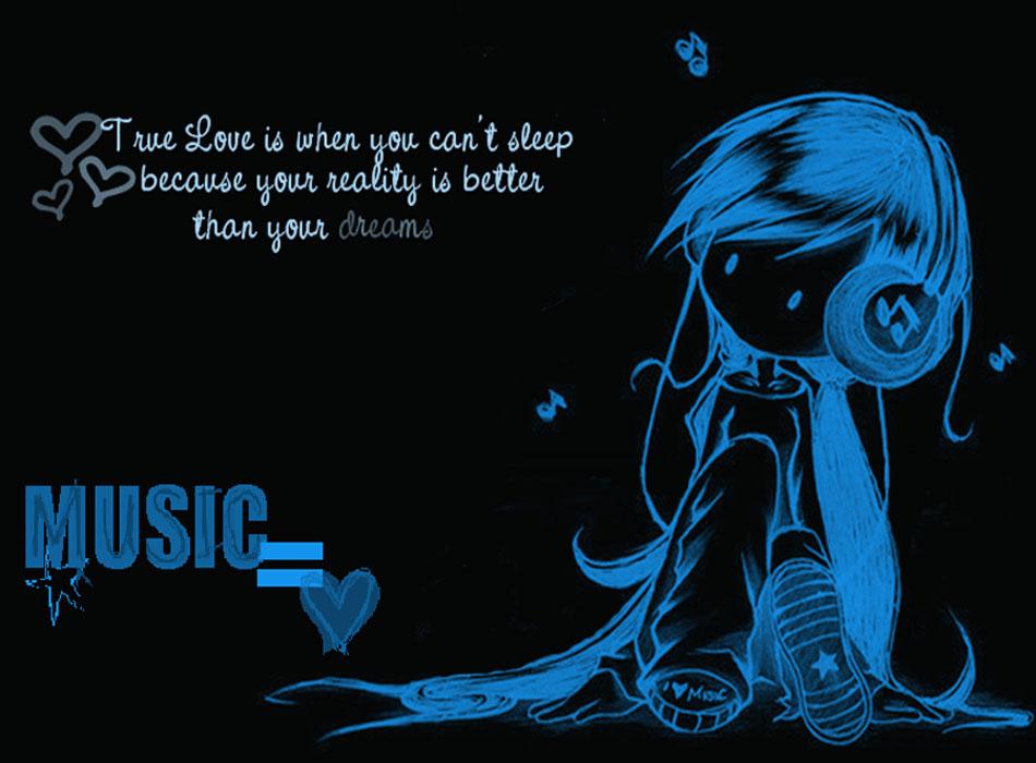Cute Music wallpaper by Youichiix33 950x700