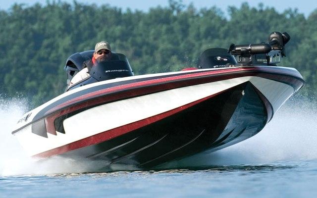 Ranger Bass Boat Wallpaper