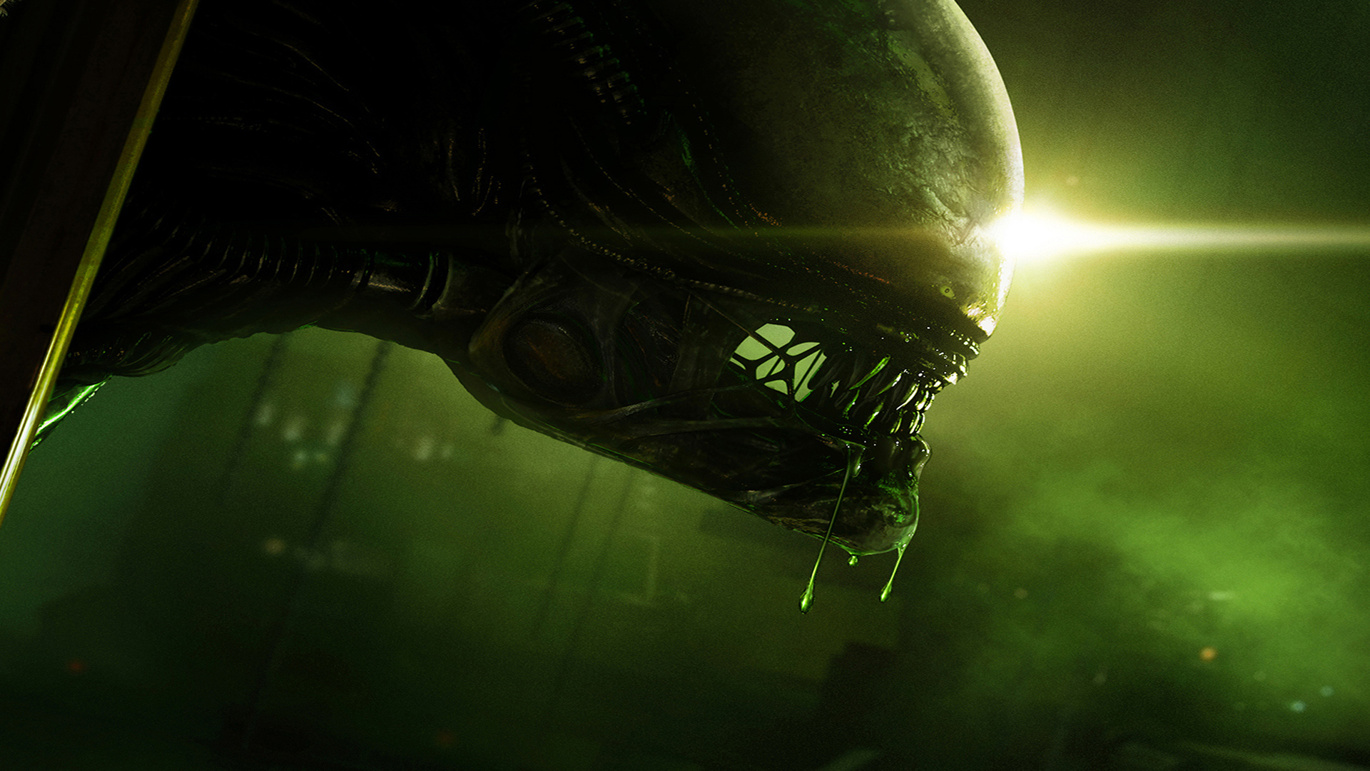 Alien Isolation Full HD Wallpaper and Background 1920x1080